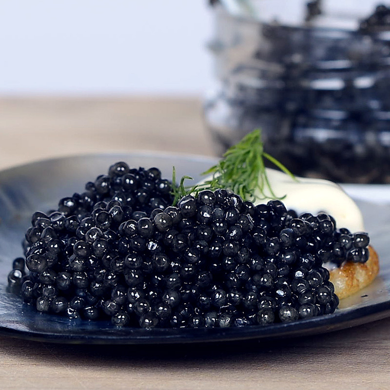 Sterlet Caviar