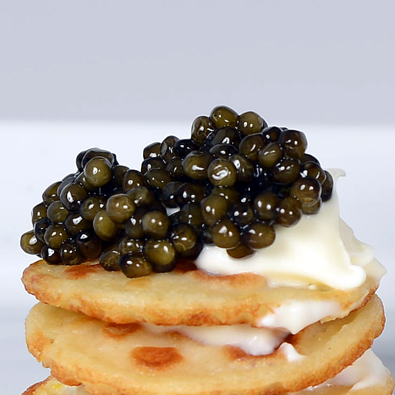 Kaluga Fusion Amber Caviar