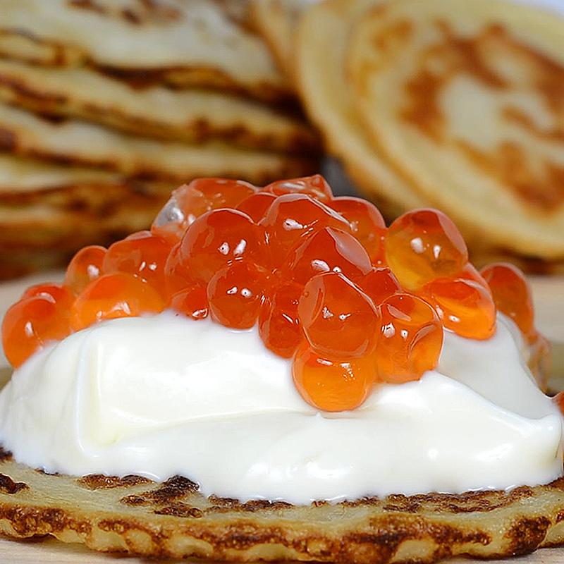 Salmon Roe Keta Caviar