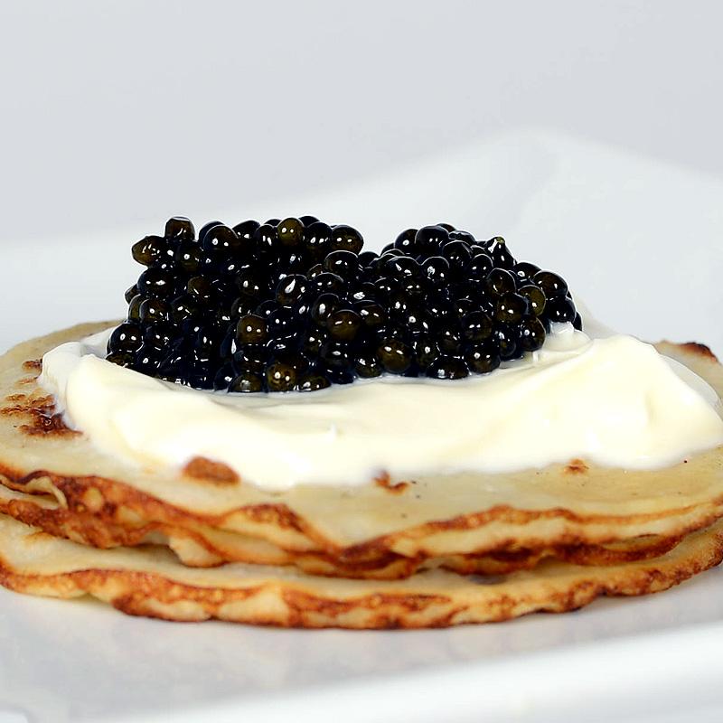 Kaluga Fusion Black Caviar