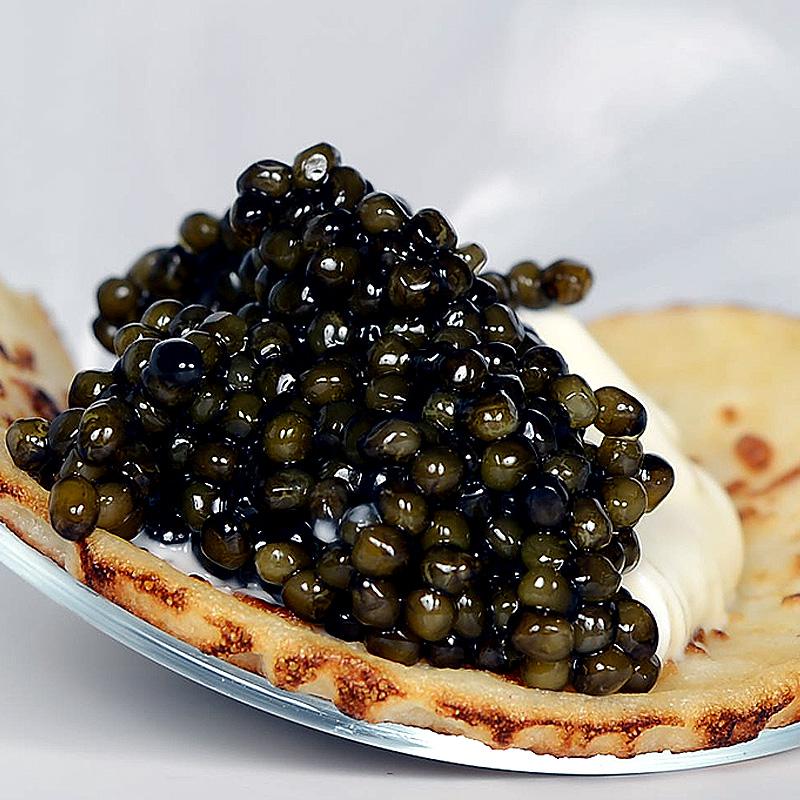 Russian Osetra Karat Caviar – Gold